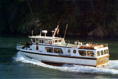 victoria san juan cruises